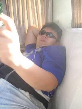 How I Blog:  Brian Yalung