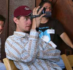 David Krug at WordCamp 2006