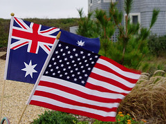 Dear America: Australia is right by your side
