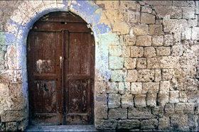 Door, photography by Brent VanFossen, copyright Brent VanFossen - not for public use