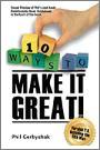 10 Ways to Make It Great!