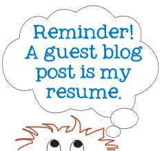 The Art of Guest Blogging: Blog Your Best Writing