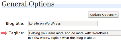 Are You Just Another WordPress Blog?