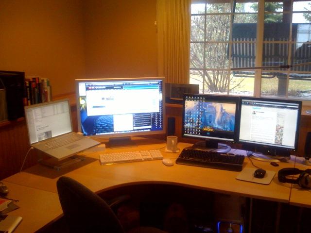 My Problogging Setup