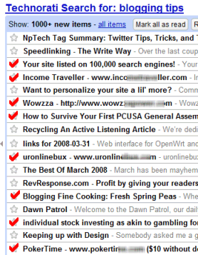 Cleaning Blogspot Spam: Is Google Responding to Public Pressure?