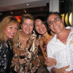 Hawaii Podcamp and WordCamp speakers social gathering