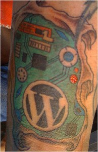 Ed Morita Final WordPress tattoo