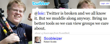 scoble-twitter is broken