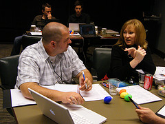 SobCon 2008 - Mastermind programs - social media experts at your table