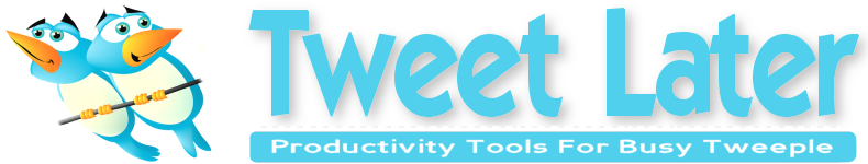 Exploring Social Media: Future Tweets with TweetLater