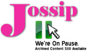 No Sale For Jossip, Pauses Instead