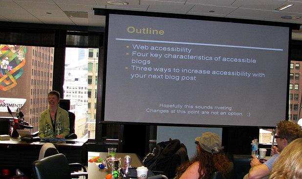 Glenda Watson Hyatt: Is Your Blog Disabled?