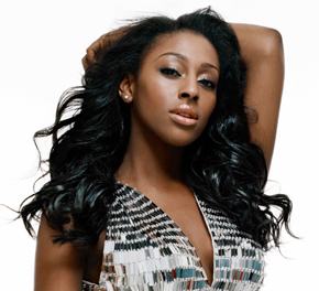 Simon Cowell advises Alexandra Burke to tone down Twitter use