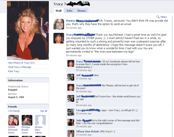Drunk Pictures on Your Facebook Profile, Think Again