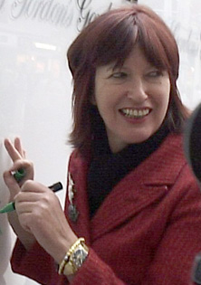Janet Street-Porter Calls Stephen Fry Twat. Film at 11.