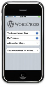 iphone-wordpress
