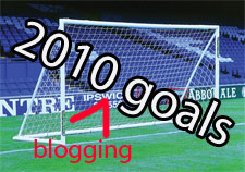 Share Your 2010 Blogging Goals