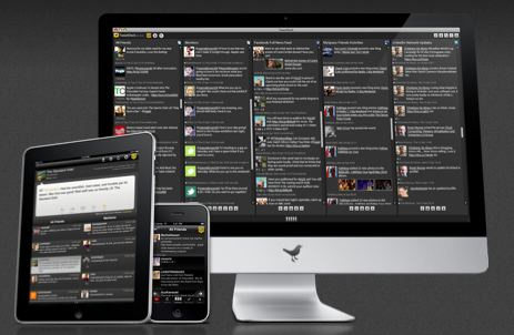 TweetDeck Gives Google Buzz And Foursquare Love With Newest Update