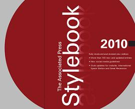 Associated Press Attempts To Stay Relevant With New Stylebook