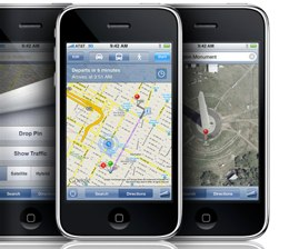iPhone Location Based Services