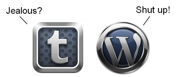 WordPress Copies Tumblr