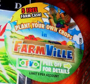 Farmville Now Available At Your Local Supermarket