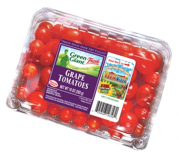 Tomatoes FarmVille Cash Promotion