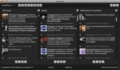 Tweetdeck Update Screen