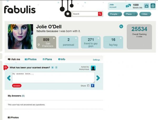 fabulis profile