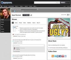 New Myspace Profiles