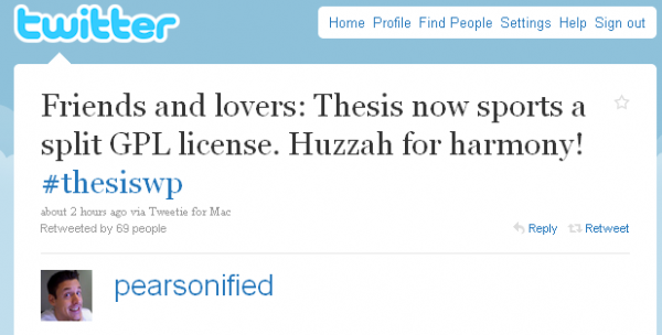 chris pearson twitter thesis View chris pearson's business profile as developer at thesis and see work history, affiliations and more.