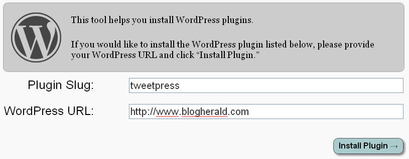 Installing WordPress Plugins Just Got Easier