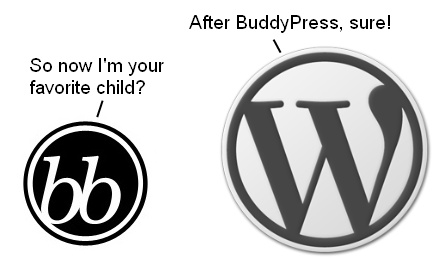 WordPress Halting Blog Development For bbPress?