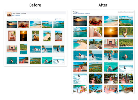 Facebook Simplifies The Photo Browsing Experience