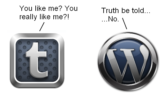 WordPress Copies Tumblr (Again)