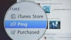 Apple Social network Ping