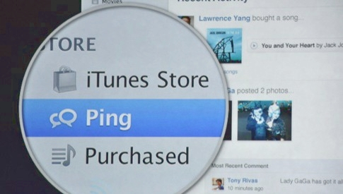 Apple Pings Your Music Tastes