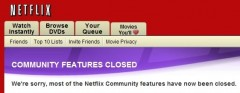 Netflix Community Features