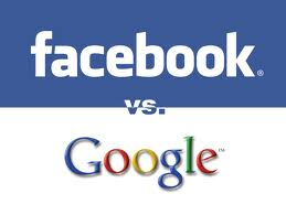 Facebook Overtakes Google But It's A Close, Interesting Race