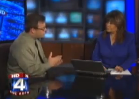"Local Fox Station Airs ""Social Media"" News Reporting Parody"