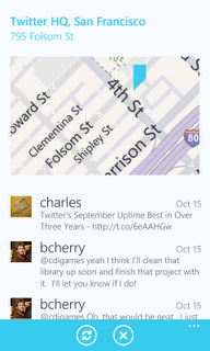 Twitter Embraces Windows Phone 7