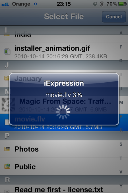 ExpressionEngine To Leapfrog WordPress On iPhone? (iExpression)