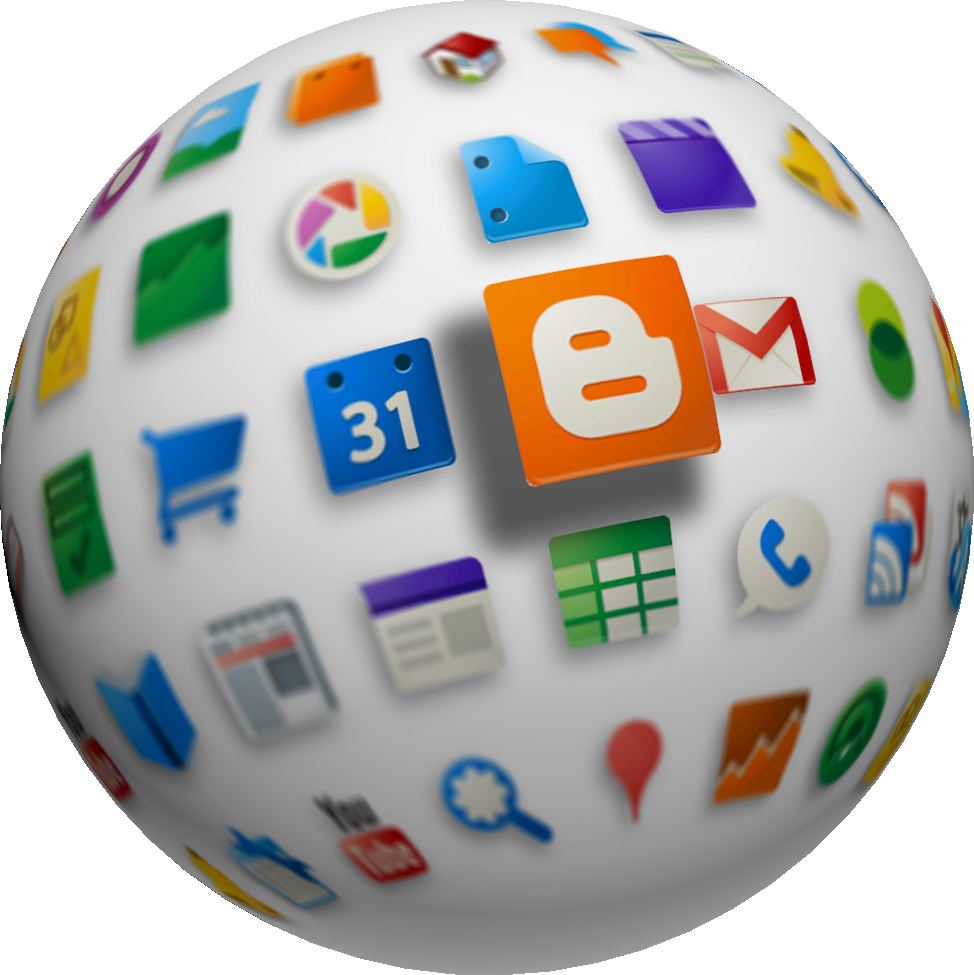 Blogger's Secret Weapon Against WordPress: Google Apps