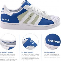 Facebook Shoes [Adidas Concept]