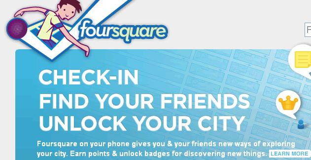 Foursquare And Gowalla Used At Double The Rate By Men
