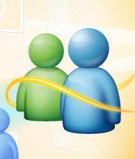Microsoft Live Messenger Logo