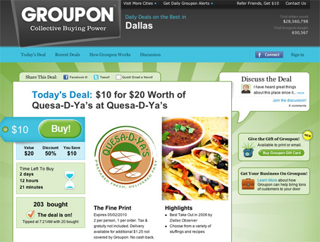 Google To Buy Groupon? Some Positives and Negatives [Rumor]