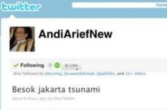 Twitter Tsunami