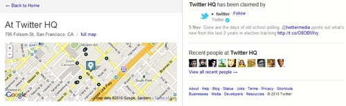 Twitter Gets Serious About Location Based Services, Businesses Can Claim Locations