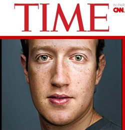 Mark Zuckerberg: Time Magazines Person Of The Year
